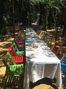 Boda de Alvaro y Judith en los Jardines de la Hacienda el Pinar