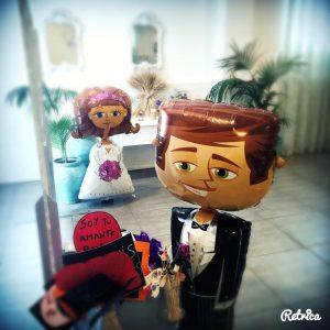 Boda Miguel y María con Catering Manabrán