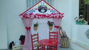 Boda Flamenca de Iván y Brenda en Catering Manabrán