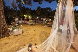 Catering Manabrán en la Boda de Arancha y Baez
